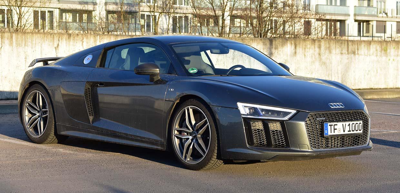 Audi R8 V10+ mieten