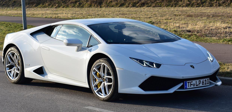 Lamborghini LP610 Huracán mieten