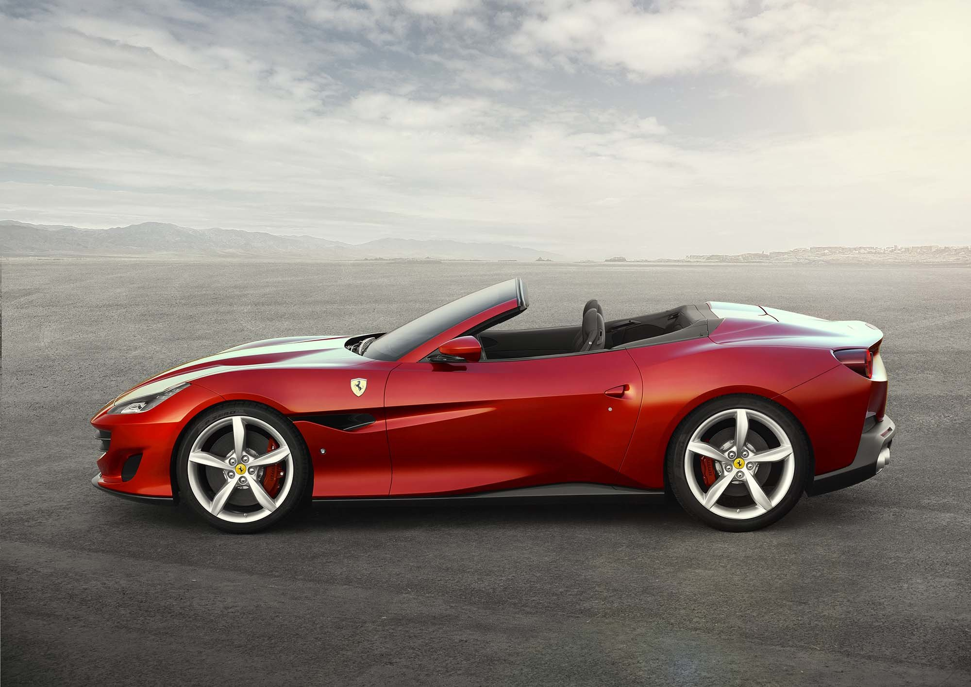 Ferrari Portofino mieten