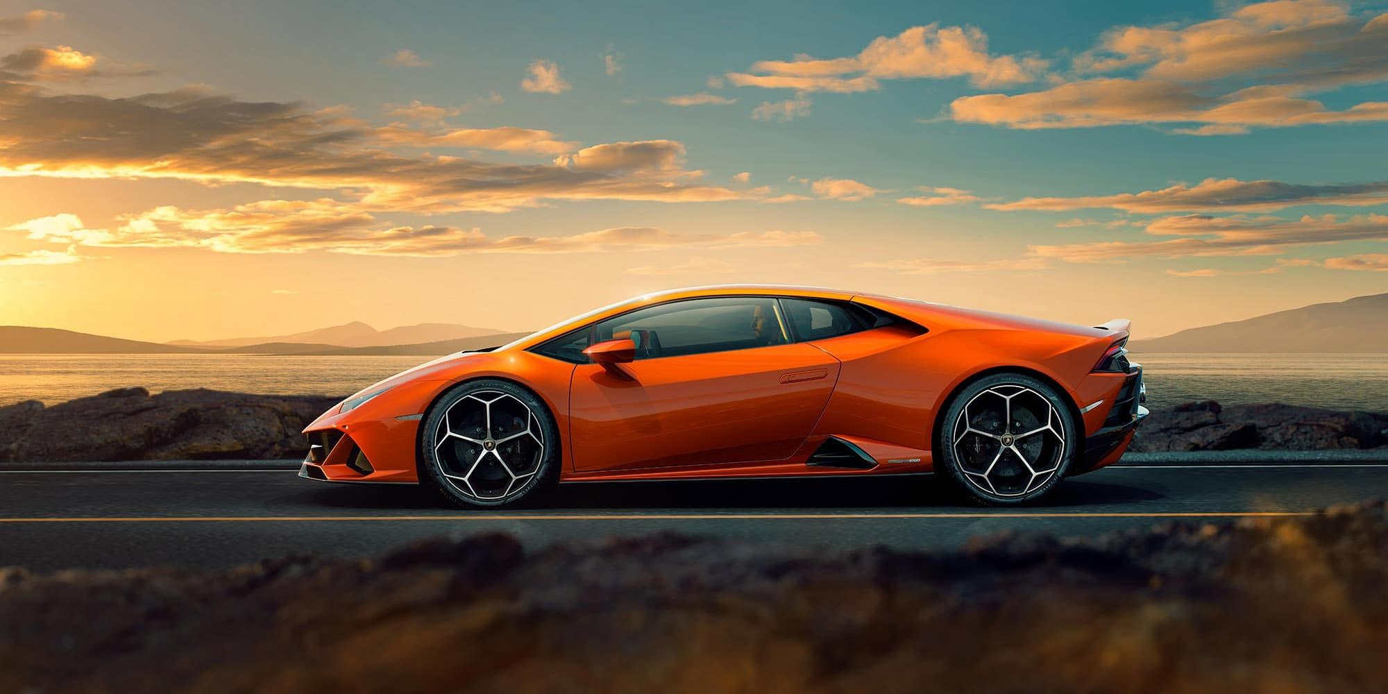Lamborghini Huracán Evo mieten