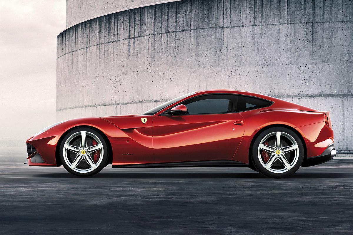 Ferrari F12 Berlinetta mieten