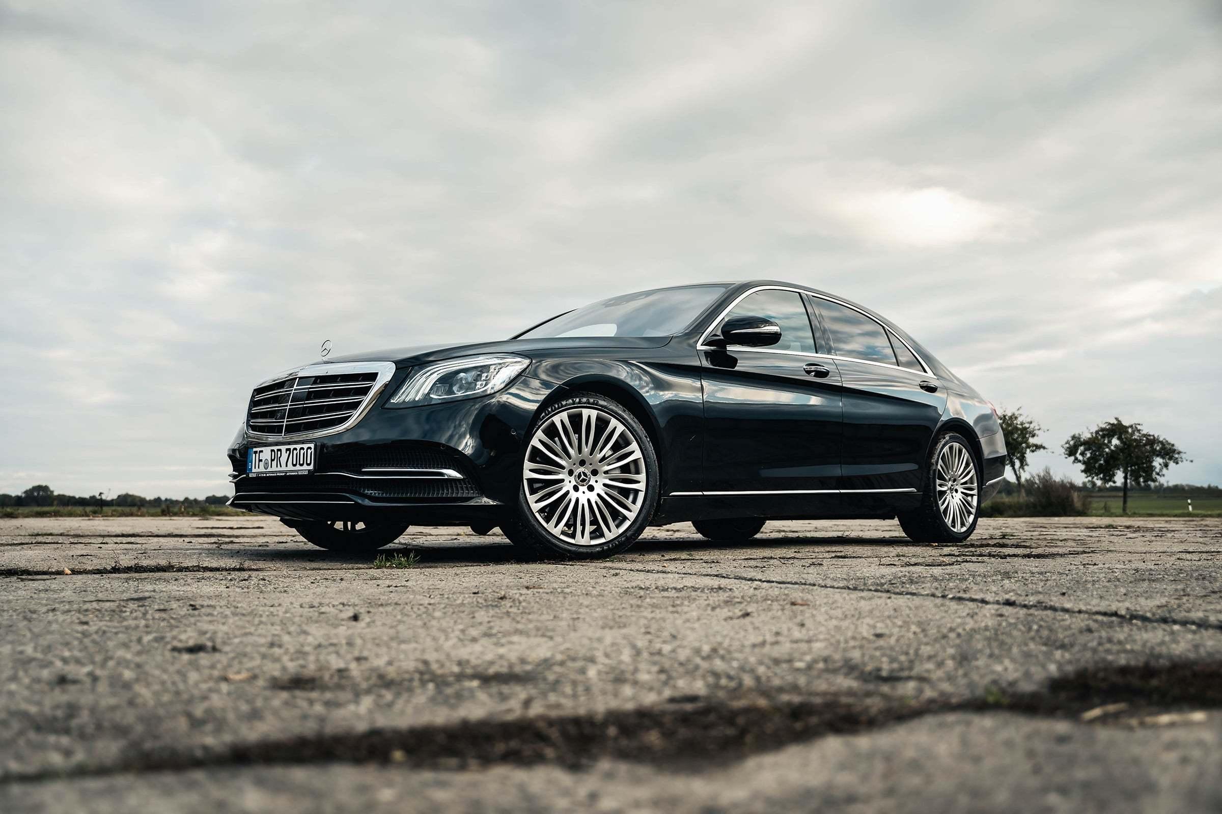 Mercedes-Benz S Klasse mieten